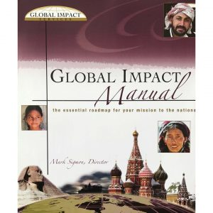 book cover Global Impact Manual