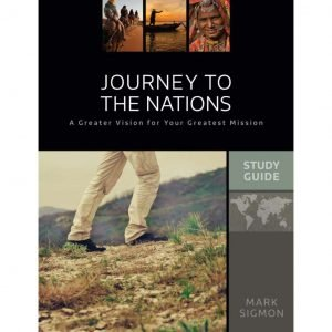 book cover Journey to the Nations